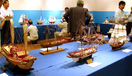 第29回木製帆船模型作品展
