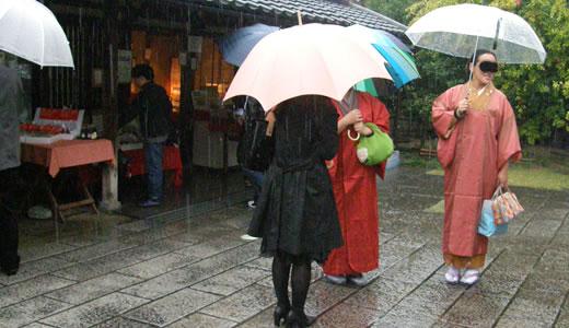神戸酒心館蔵開き2011-4