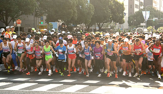 神戸マラソン2011-1