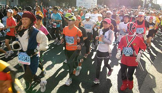 神戸マラソン2011(2)-1