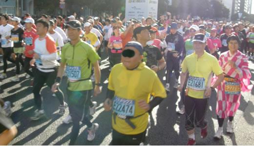 神戸マラソン2011(2)-2