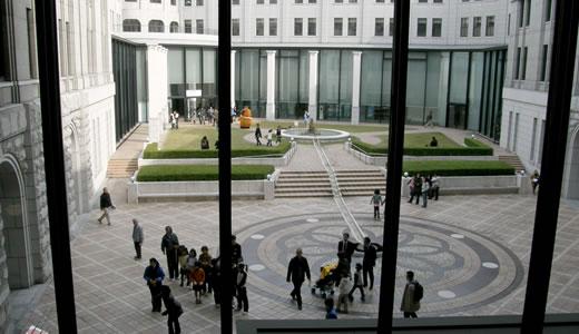 神戸税関庁舎特別公開2011-3