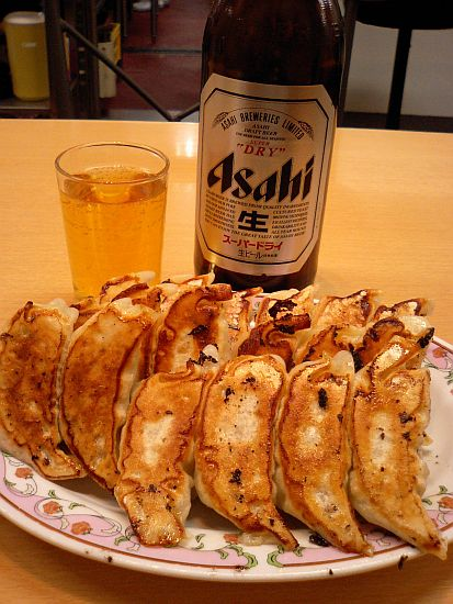 三人前&ビール