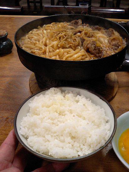 ご飯(中)
