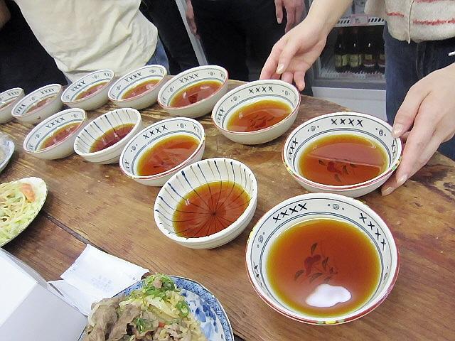 【手打ち蕎麦で大黒正宗を呑む会】@原酒店(*^_^*)