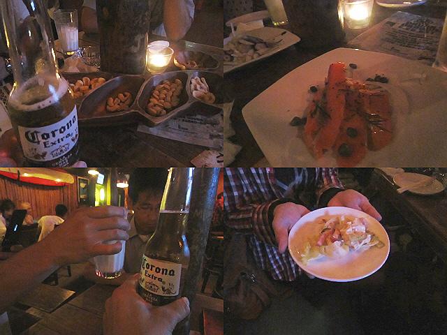 仕事仲間と飲み会☆丸玉食堂→セカチャン♪