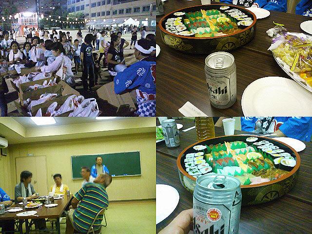 7月の夏祭り あれこれ(^o^)丿