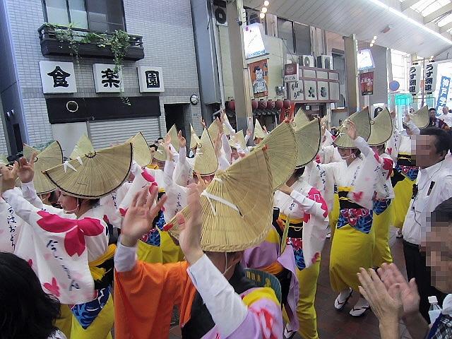 長田潮汲み夏祭り 2011