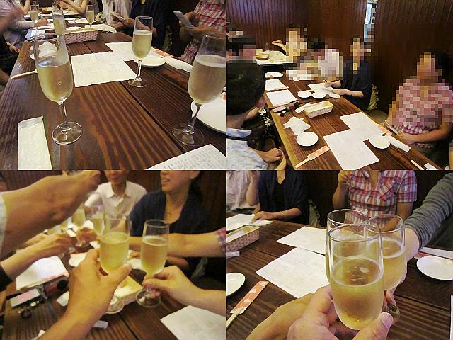 川島しょう店でワイン勉強会@新長田♪