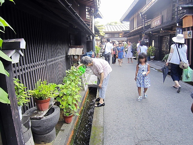 飛騨高山と白川郷の旅。(*^_^*)その1