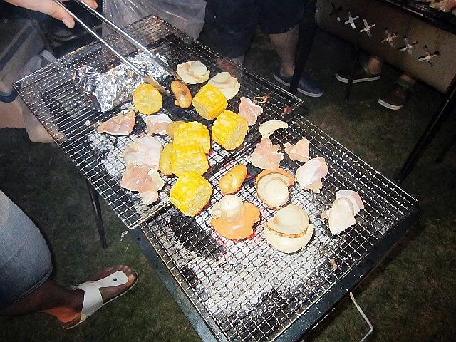 丹波篠山で納涼キャンプ♪後編(^o^)丿
