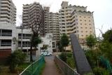 訪問準備日の神戸市営住宅・ベルデ名谷 2014/08/29