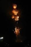 神戸総合運動公園(ほっともっとフィールド神戸)の花火