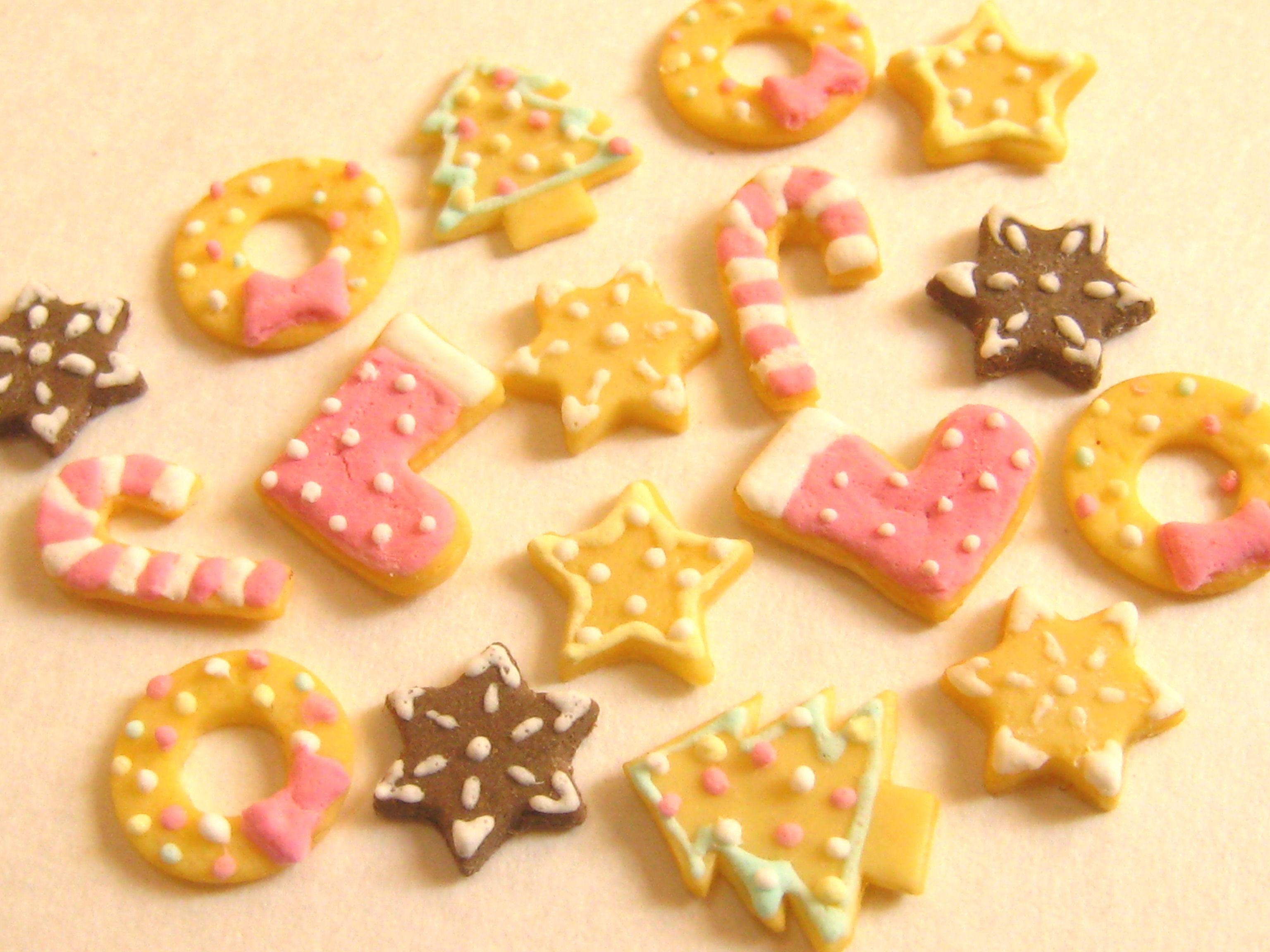 クリスマスクッキー12011