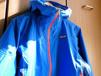 Patagonia(パタゴニア)のRain Shadow Jacket、 2枚目。