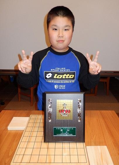 2014-1-5新春指し初め将棋大会A級