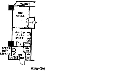 正栄プラザビル906号間取り図_R