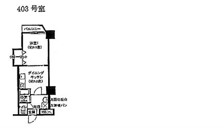 正栄プラザビル403号間取り図_R