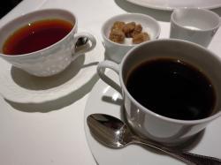 コーヒーor紅茶