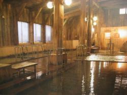 玉川温泉 大浴場