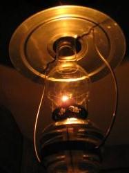青荷温泉 ランプ