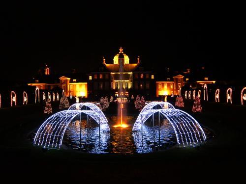 光の宮殿 ハウステンボス 光の王国