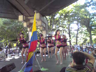 Colombia 独立記念祭200周年4