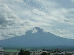 0829富士山