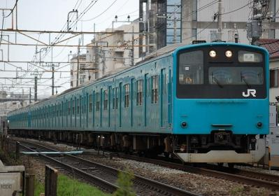 回9573M 201系ケヨK2+52