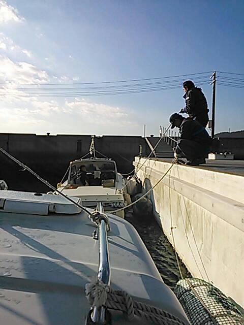 船舶免許・実技1