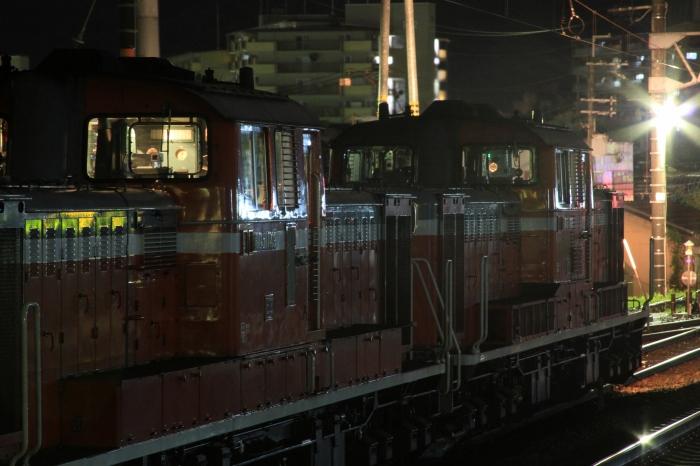 12.11.11 重連の夜 山崎