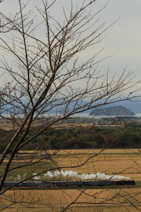 12.12.02 秋と冬を往く 虎姫~河毛(虎御前山)