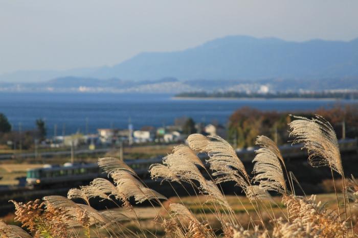 12.12.09 すすきと223 北小松~近江高島