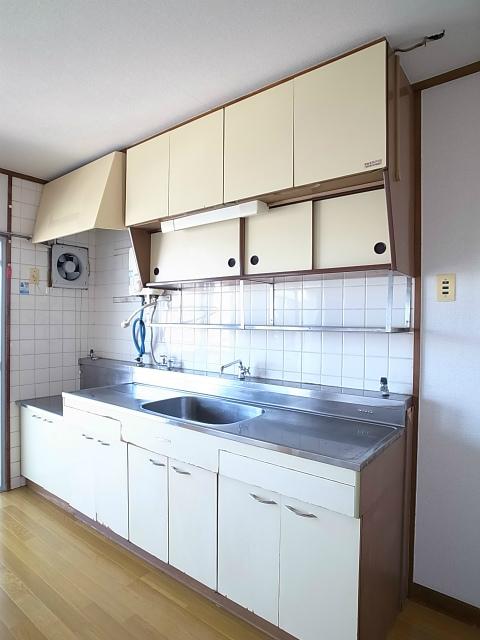 キッチン②