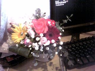 自宅用花束