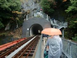 香嵐渓と大井川鉄道 079