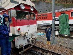 香嵐渓と大井川鉄道 062