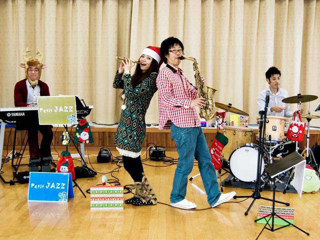 クリスマスジャズコンサート