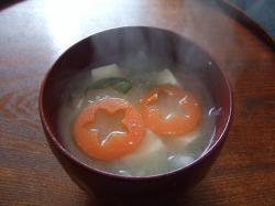 朝の味噌汁
