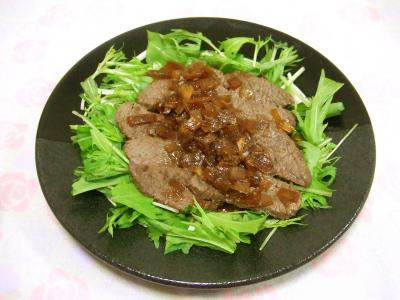 焼き肉オニオンソース
