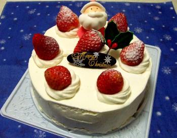 2010クリスマスケーキ