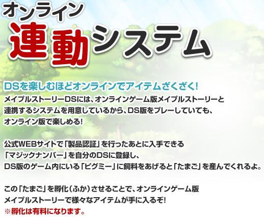 メイプルストーリー DS 4