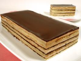 オペラ チョコレートケーキ ワンシート