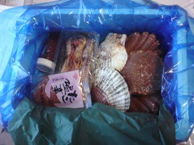 北海道海産物