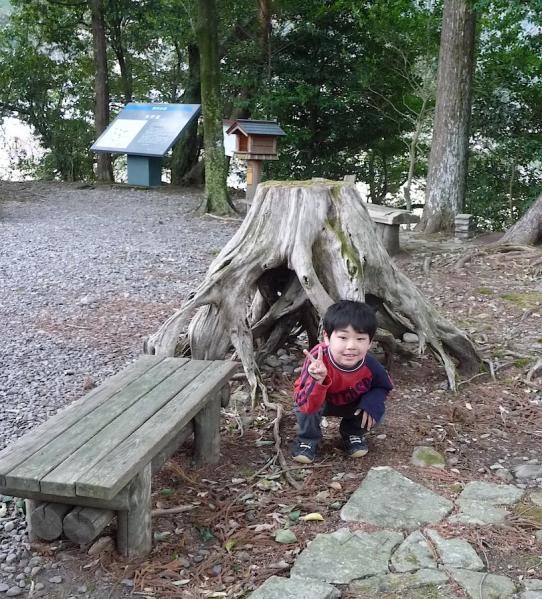 初めてのバンガロー体験2011-15 近露王子11