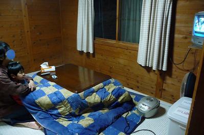 めてのバンガロー体験2011-26