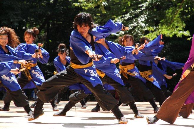 スーパーよさこい2010 アラカルト 024