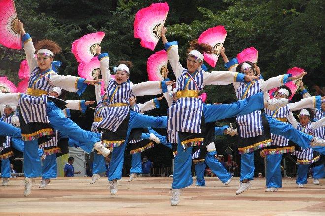 スーパーよさこい2010 アラカルト 021