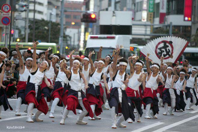 東京よさこい11 戎 004