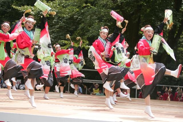 スーパーよさこい2010 旭食品 06